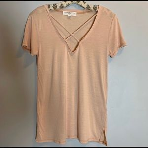 Project Social T Urban Outfitters Cross Shirt